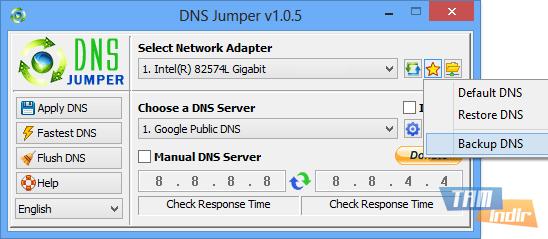 DNS Jumper Ekran Görüntüleri - 2