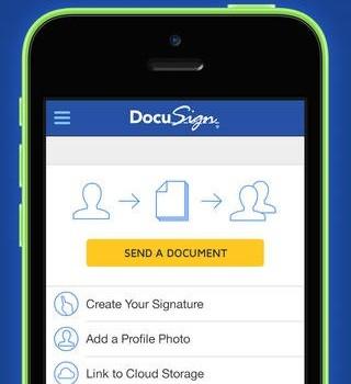 DocuSign Ink Ekran Görüntüleri - 5