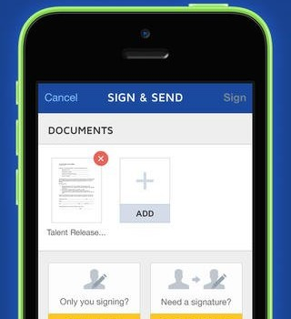 DocuSign Ink Ekran Görüntüleri - 4