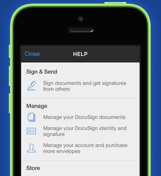 DocuSign Ink Ekran Görüntüleri - 2