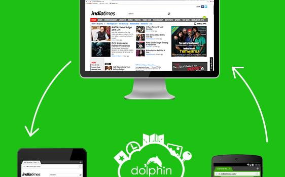 Dolphin Browser Ekran Görüntüleri - 5