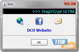 Drag'n'Crypt ULTRA Ekran Görüntüleri - 4
