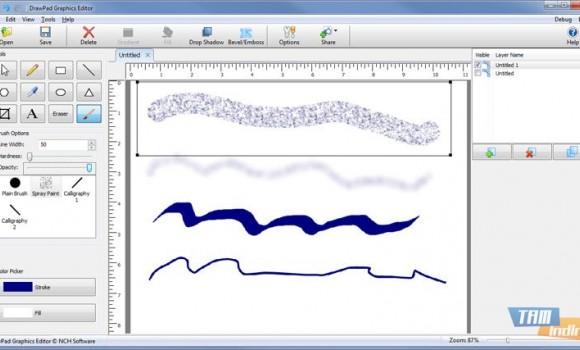 DrawPad Graphic Editor Ekran Görüntüleri - 2