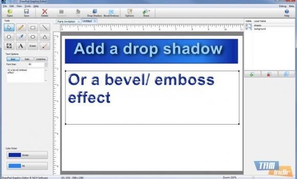 DrawPad Graphic Editor Ekran Görüntüleri - 1
