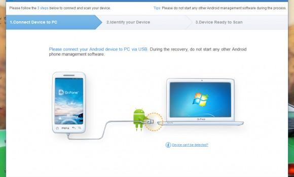 Dr.Fone for Android Ekran Görüntüleri - 6