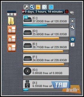 DriveInfo Ekran Görüntüleri - 1