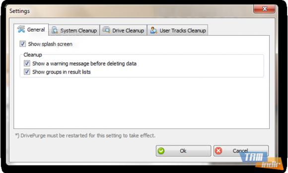DrivePurge Ekran Görüntüleri - 1