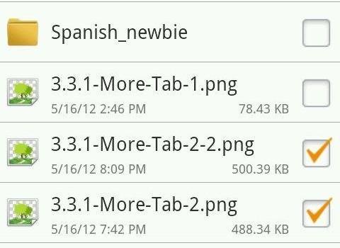 DS File Ekran Görüntüleri - 2