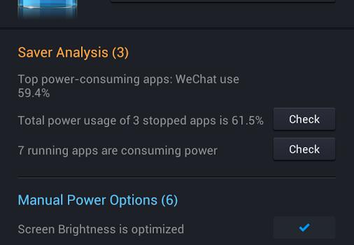 DU Battery Saver & Widgets Ekran Görüntüleri - 3
