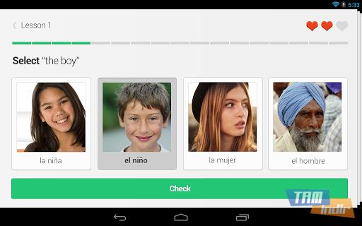 Duolingo Ekran Görüntüleri - 1