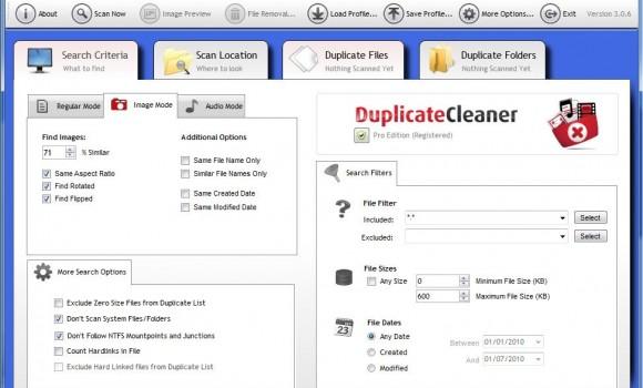 Duplicate Cleaner Free Ekran Görüntüleri - 4