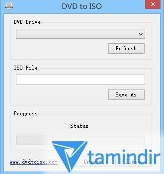 DVD to ISO Ekran Görüntüleri - 1