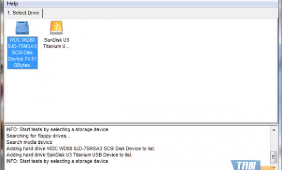 EASIS Drive Check Ekran Görüntüleri - 1