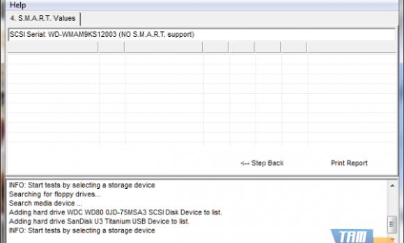 EASIS Drive Check Ekran Görüntüleri - 2