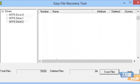 Easy File Recovery Tool Ekran Görüntüleri - 1