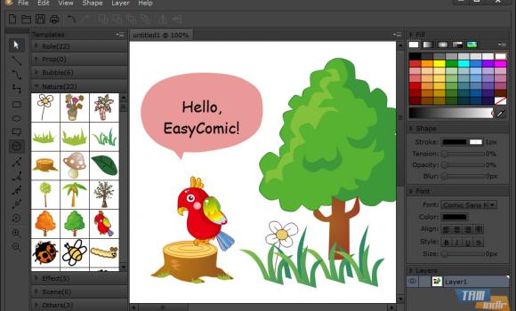 EasyComic Ekran Görüntüleri - 1