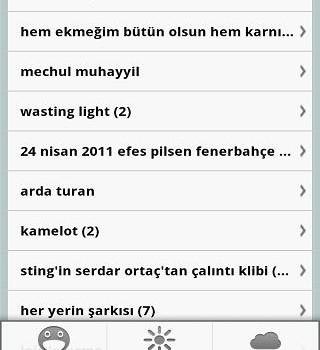 Eksi Android Ekran Görüntüleri - 1