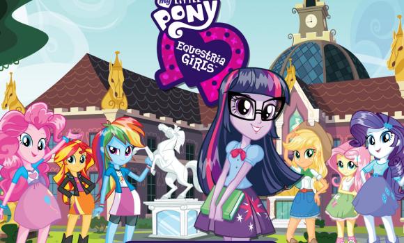 Equestria Girls Ekran Görüntüleri - 3
