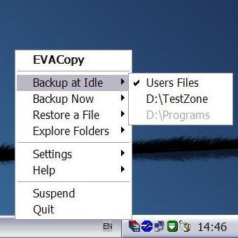 EVACopy Ekran Görüntüleri - 5
