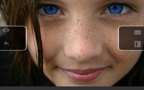 Eye Color Changer Ekran Görüntüleri - 3