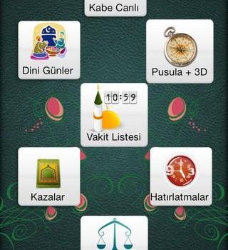 Ezan Vakti / Kur'an-ı Kerim Pro Ekran Görüntüleri - 4