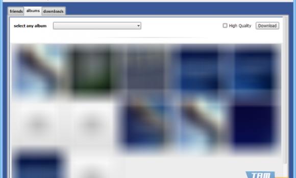 Facebook Albums Downloader Ekran Görüntüleri - 3