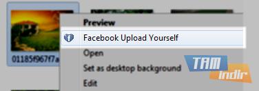 Facebook Upload Yourself Ekran Görüntüleri - 1