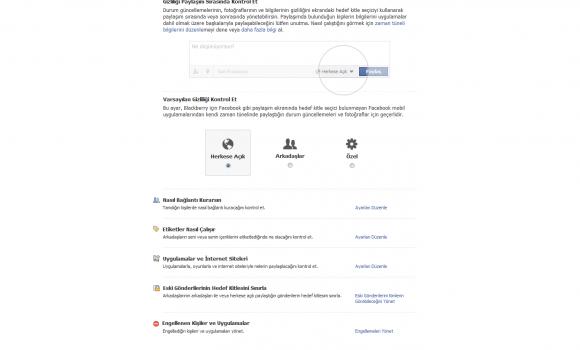 Facebook Ekran Görüntüleri - 1