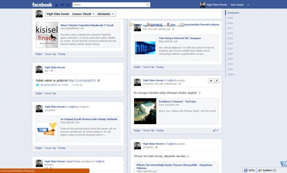 Facebook Ekran Görüntüleri - 4