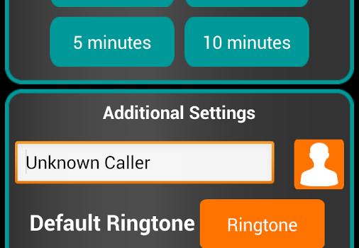 Fake-A-Call Ekran Görüntüleri - 1