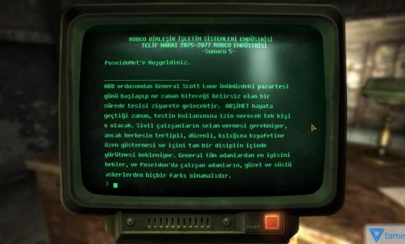 Fallout: New Vegas Türkçe Yama Ekran Görüntüleri - 3
