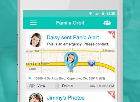 Family Orbit Ekran Görüntüleri - 5