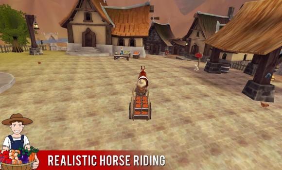 Farm Hill Climb Horse Ekran Görüntüleri - 1