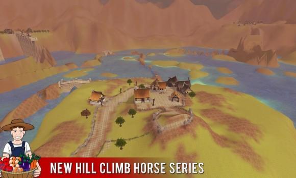 Farm Hill Climb Horse Ekran Görüntüleri - 2