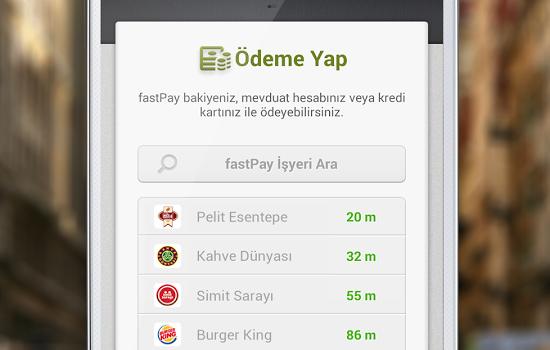 fastPay Ekran Görüntüleri - 5