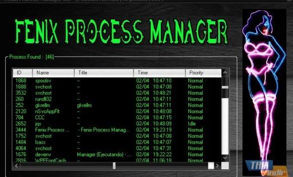 Fenix Process Manager Ekran Görüntüleri - 1