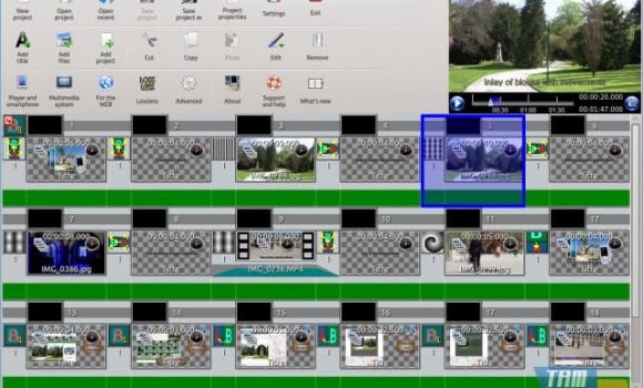 ffDiaporama Ekran Görüntüleri - 3