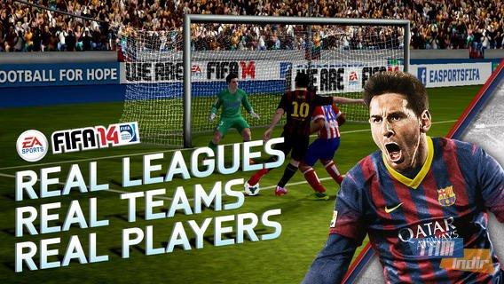 FIFA 14 Ekran Görüntüleri - 5