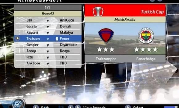 Fifa 2006 Turkcell Süper Ligi Ekran Görüntüleri - 3