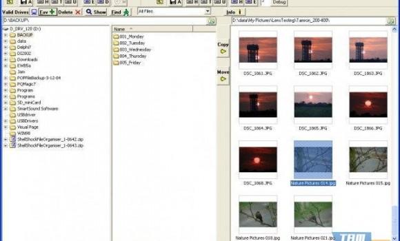 File Organiser Ekran Görüntüleri - 1