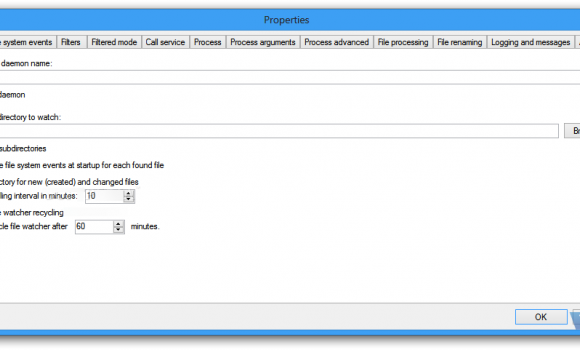 File Watcher Simple Ekran Görüntüleri - 2