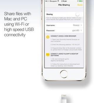 FileApp Ekran Görüntüleri - 2