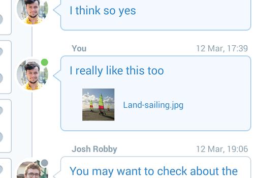 FileChat Ekran Görüntüleri - 3