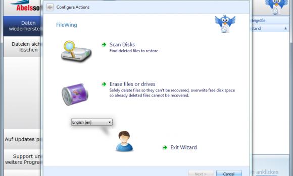 FileWing Ekran Görüntüleri - 1