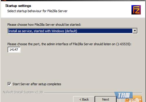 FileZilla Server Ekran Görüntüleri - 4