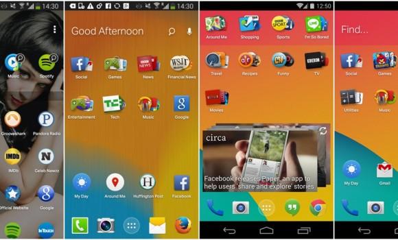 Firefox OS Launcher Ekran Görüntüleri - 2