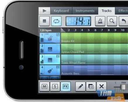FL Studio Mobile Ekran Görüntüleri - 4