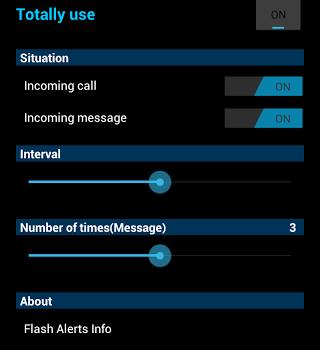 Flash Alerts Ekran Görüntüleri - 2