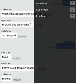 FlashChat Ekran Görüntüleri - 1