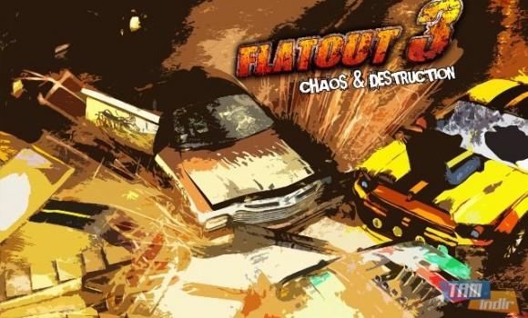 Flatout Duvar Kağıtları Ekran Görüntüleri - 4